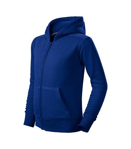 Trendy Zipper - Mikina dětská (královská modrá) c82c3a1f276